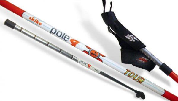 Skike One4Tour Telescopic 3piece pole image 2
