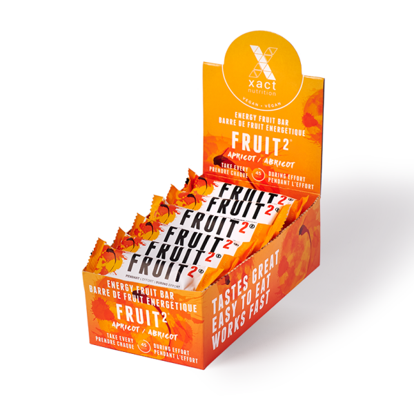 Xact FRUIT2 Apricot Box Open